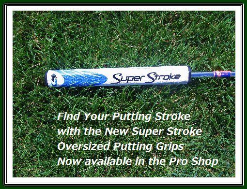 Super Sized Putter Grips